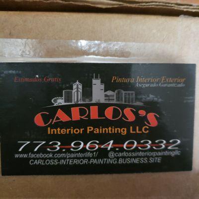 Avatar for Carlos's Interior Painting LLC Justice, IL Thumbtack