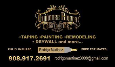Avatar for Quinonez Rivera contractor LLC South Plainfield, NJ Thumbtack