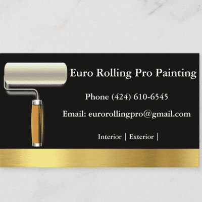 Avatar for Euro Rolling Pro Painting Los Angeles, CA Thumbtack