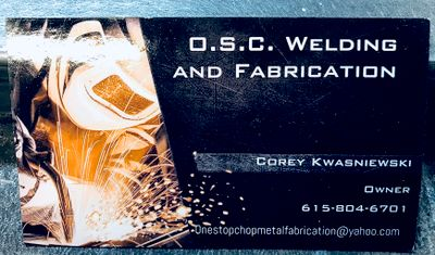 Avatar for O.S.C. Welding and Fabrication