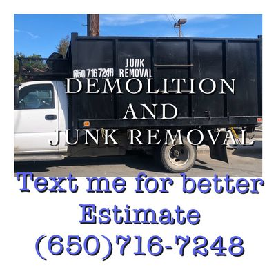 Avatar for Oscar Demolition & Junk Removal