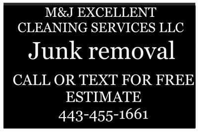 Avatar for M&J Excellent Cleaning Services LLC,& Junk removal Baltimore, MD Thumbtack