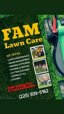 Avatar for FAM Lawn Care