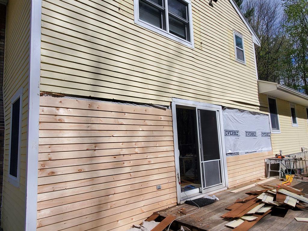 cedar reside and paint 2020