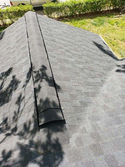 17 sq roof