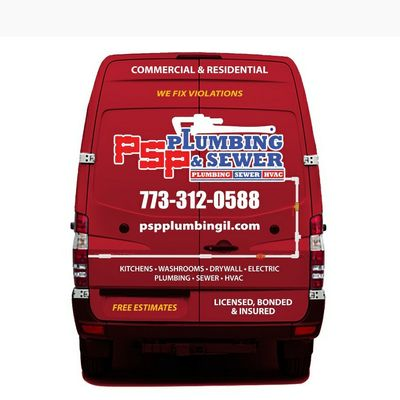 Avatar for Psp Plumbing and Sewer Inc Chicago, IL Thumbtack