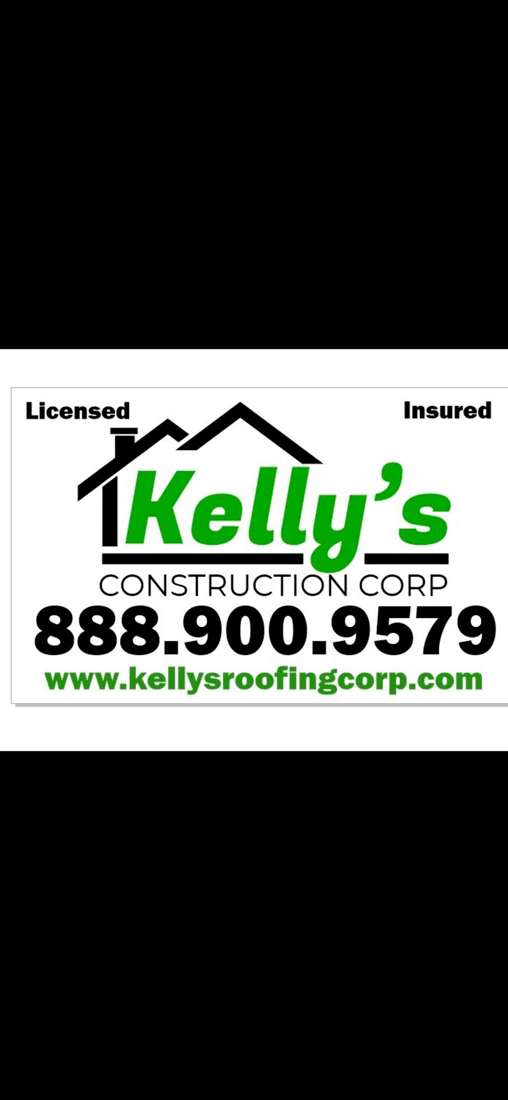 Kelly's construction corp