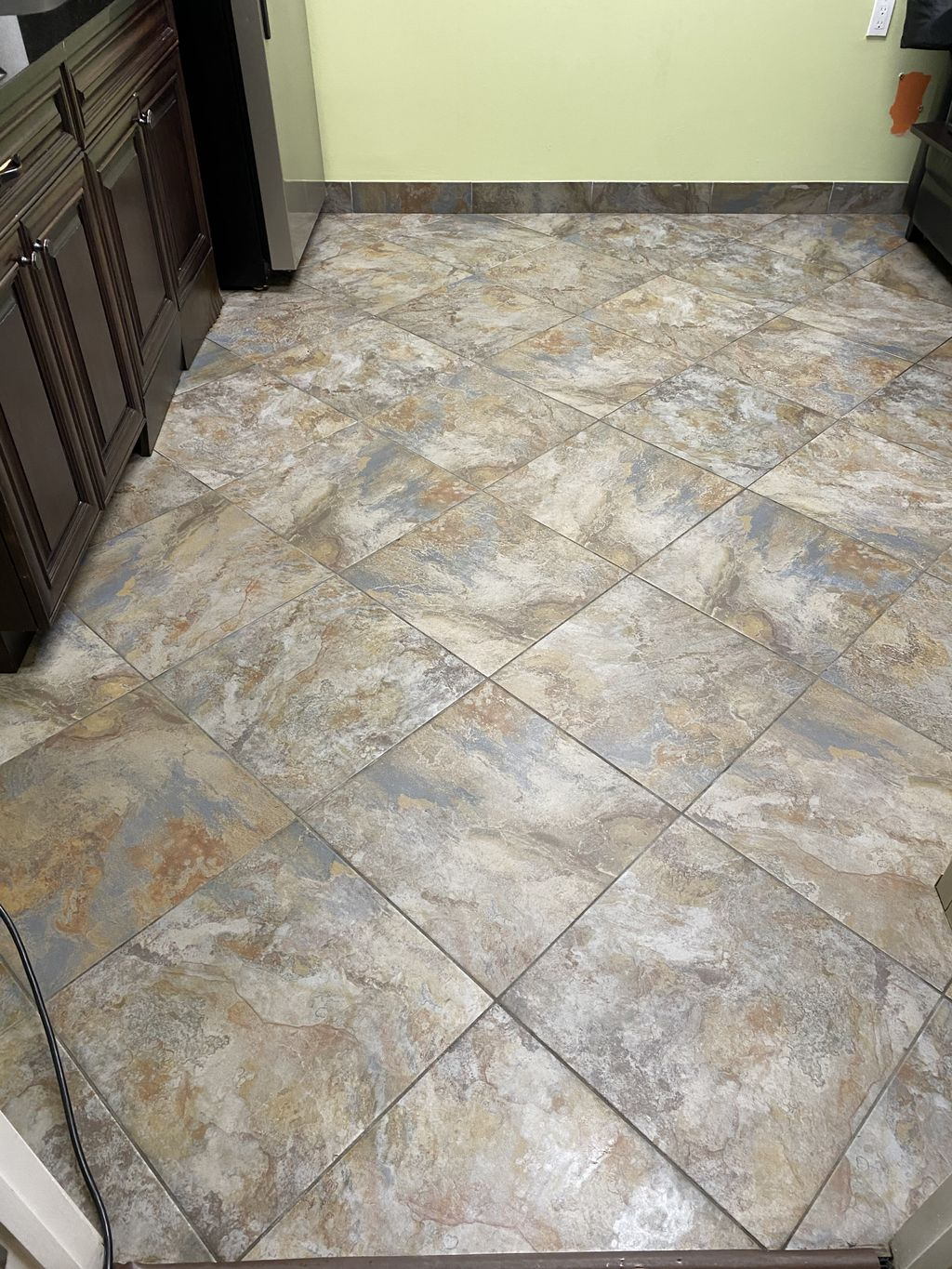 Office, bathrooms, laundry room, kitchen, tile and grout cleaning