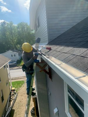 Avatar for New England gutters installation Worcester, MA Thumbtack