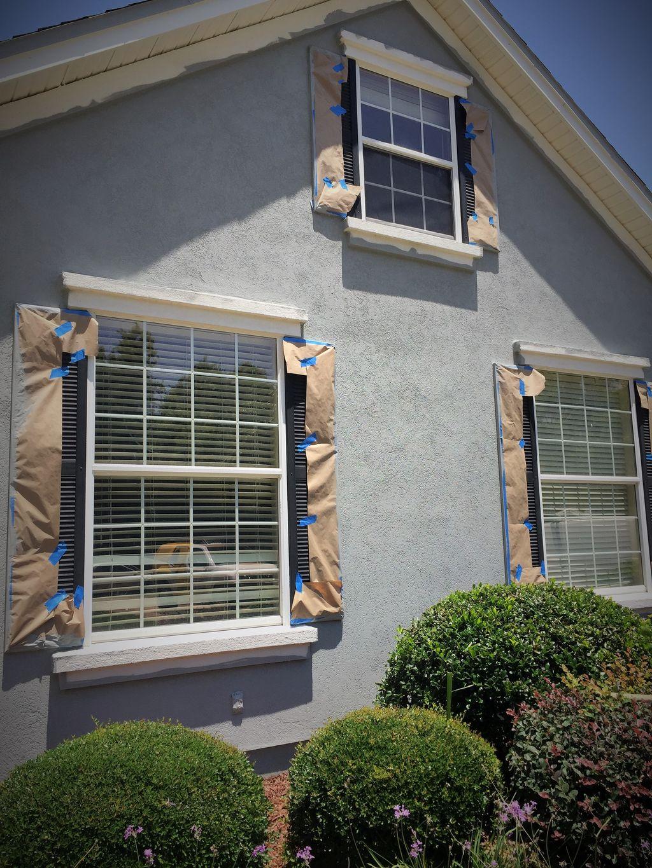 Exterior Repaint