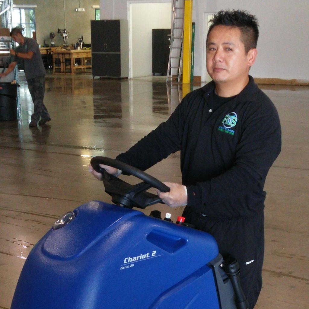 Fastklean Maintenance Solutions Corp