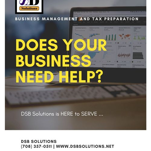 Does Your Business Need Help?