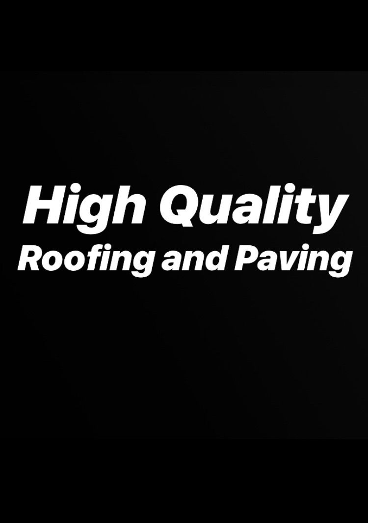 High Quality Roofing and Sealcoating