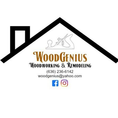 Avatar for Woodgenius ,woodworking and remodeling