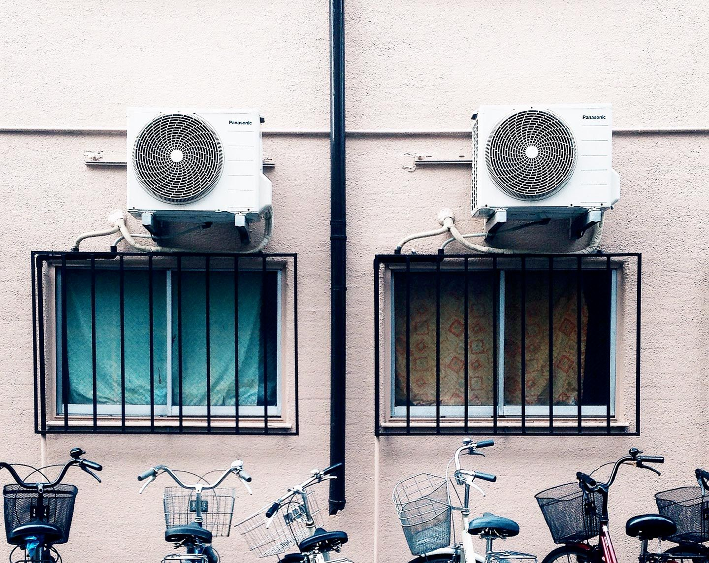 AC units in apartment/shared housing