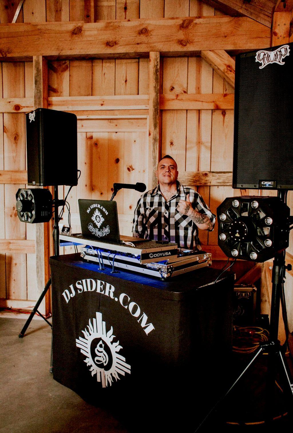 DJ SIDER