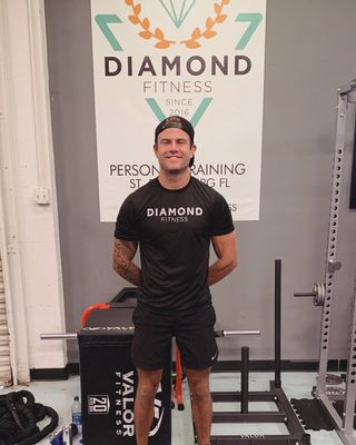 Avatar for Diamond Fitness Personal Training - St. Petersburg Saint Petersburg, FL Thumbtack
