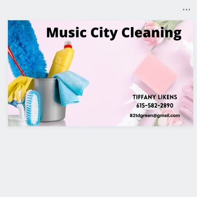 Avatar for Music City Cleaning