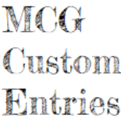 Avatar for MCG Custom Entries