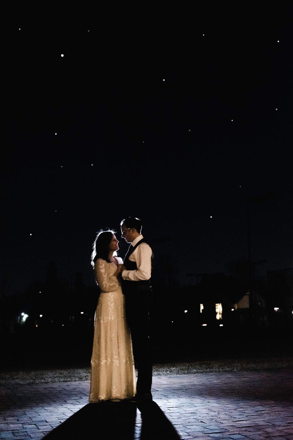 Intimate Wedding at the Philadelphia Cricket Club