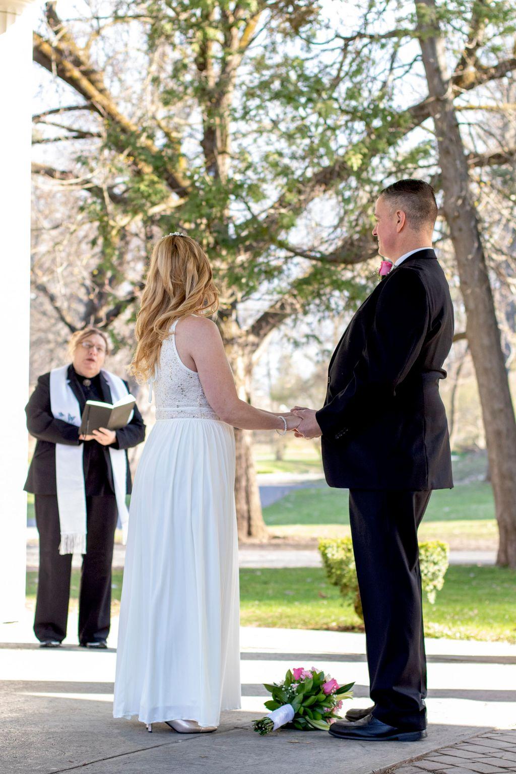 Wedding Officiant - Schenectady 2020