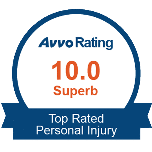 """Avvo.com 10 out of 10 """"Superb"""" Rating"""