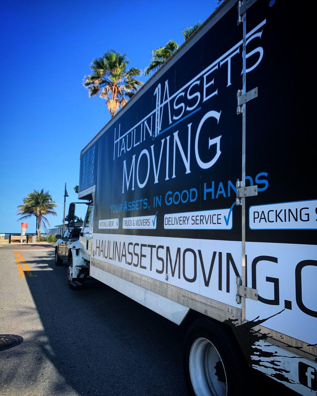 Haulin Assets Moving
