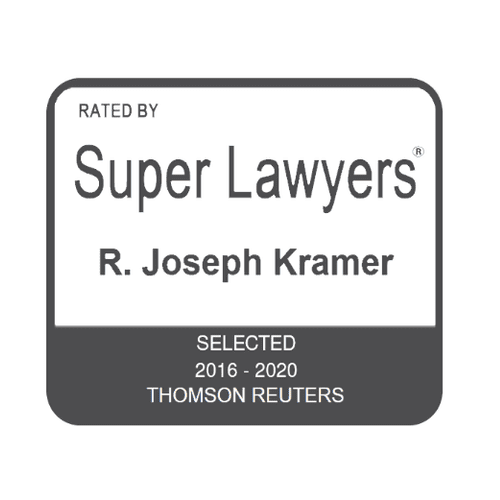 SuperLawyers Rising Star Award, received every year from 2016 to 2020, given to only 2.5% of Illinois Attorneys