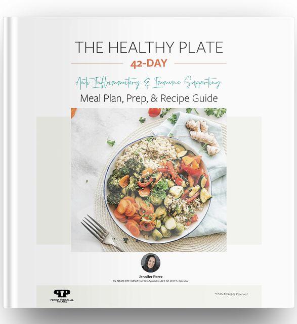 6 Week Meal Plan with coaching