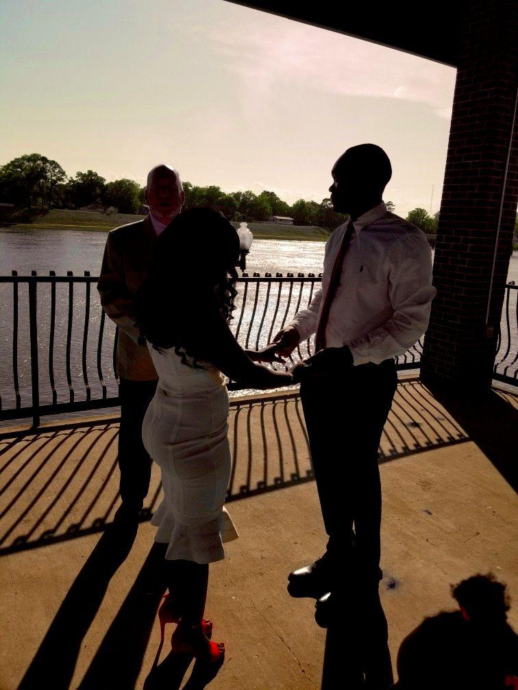 Wedding Officiant - Ruston 2020