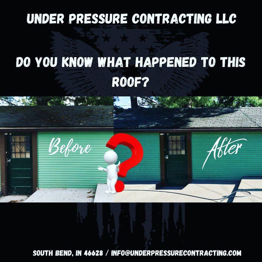Under Pressure Contracting LLC