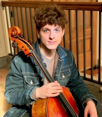 Avatar for Alex Lewis - Cellist