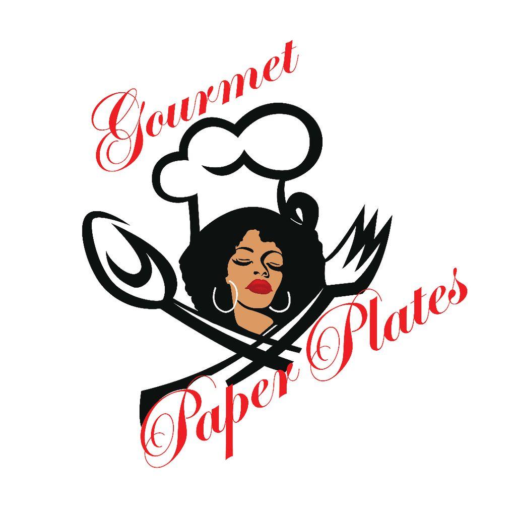 Gourmet Paper Plates