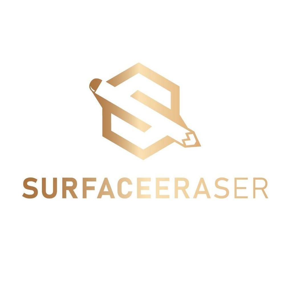 Surface Eraser