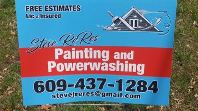 Avatar for Steve Reres Painting and Powerwashing