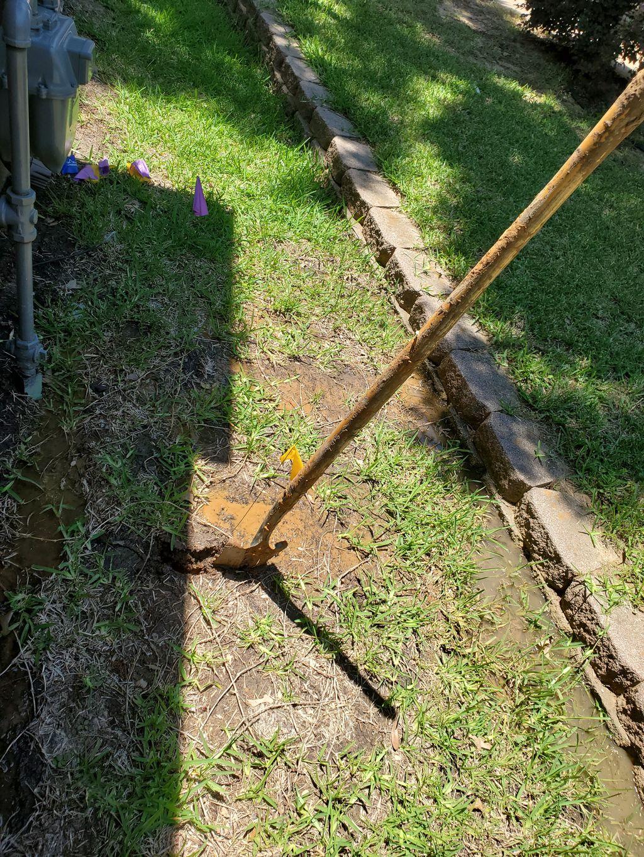 1 and 1qtr pvc leak repair