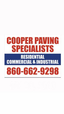 Avatar for Cooper Paving Specialists