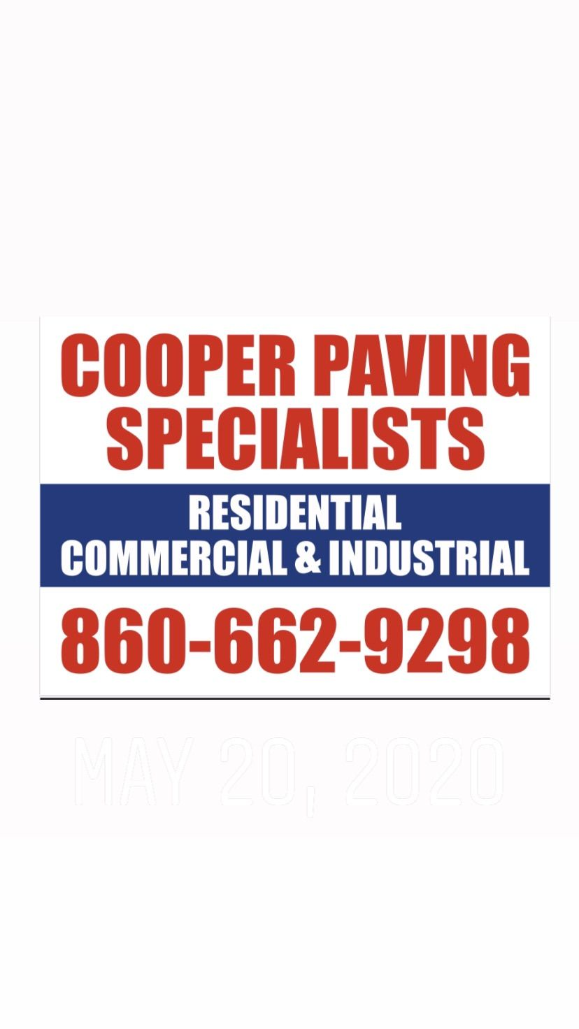 Cooper Paving Specialists