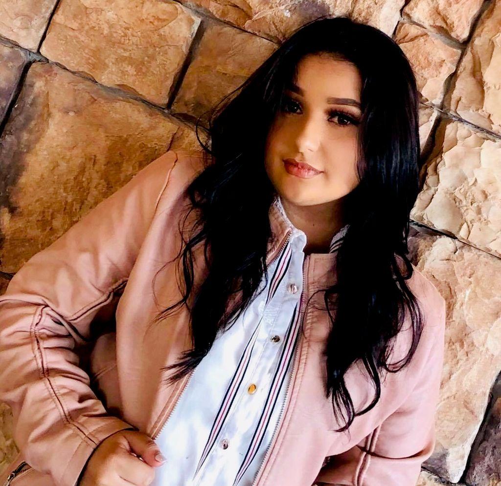 Adriana Mejia makeup and hair