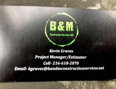 Avatar for B&M Construction Services LLC