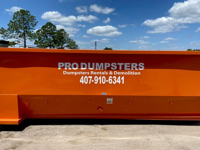 Avatar for Pro Dumpsters & Junk Removal Services