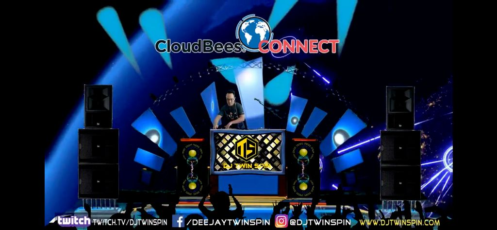 Live Streaming DJ Services - Corporate Events