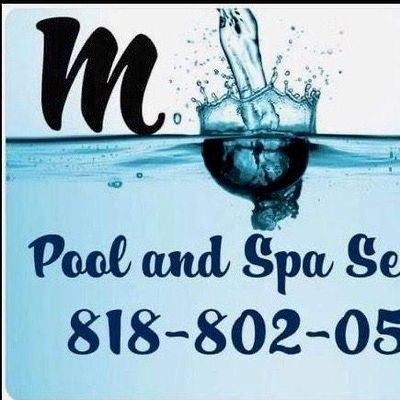 Avatar for M POOL AND SPA SERVICE