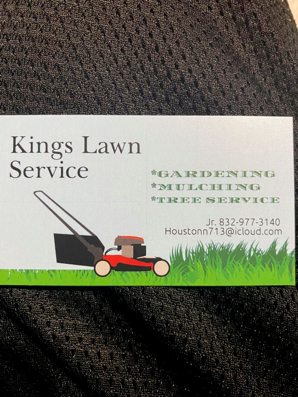 Kings lawn service