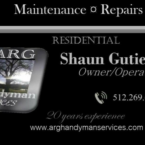 ARG Handyman Service