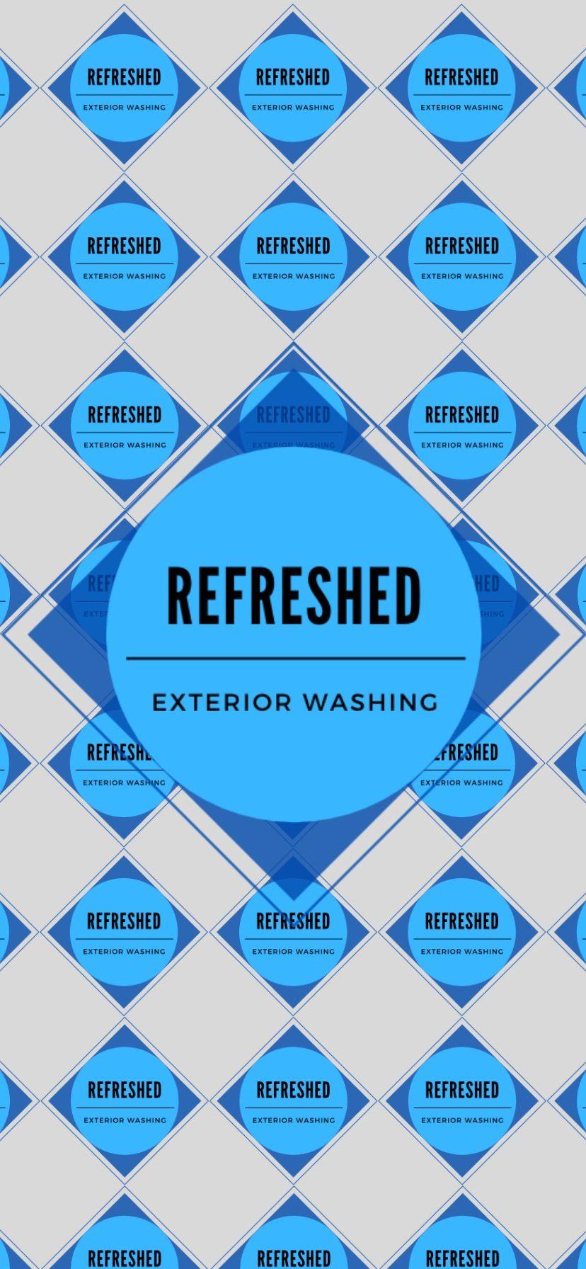 Refreshed Exterior Washing