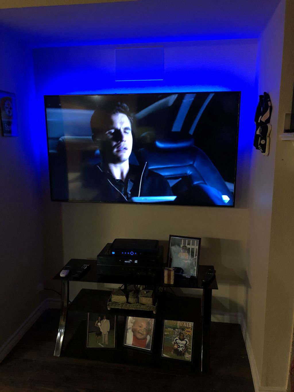 Tv mounting and home theatre installation