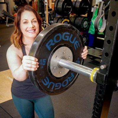 Avatar for Jennifer—Basic Barbell Training