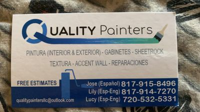 Avatar for Quality Painters LLC.