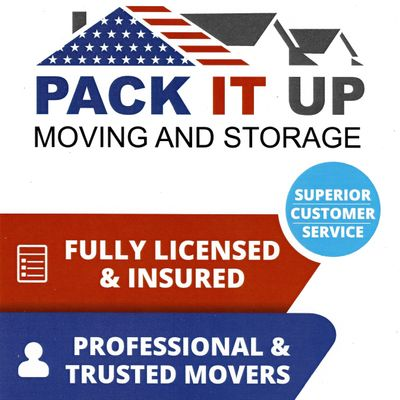Avatar for Pack It Up Moving and Storage